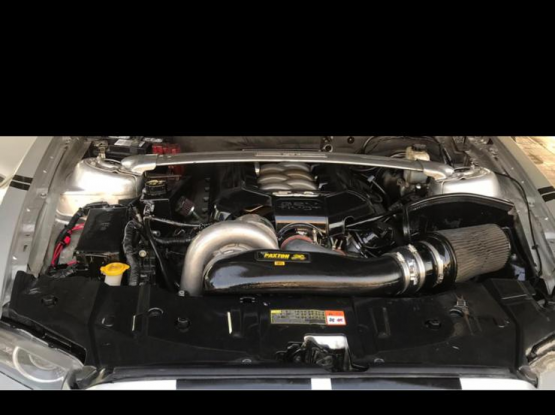 Paxton Supercharger FULL kit