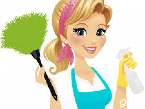 house cleaner service female