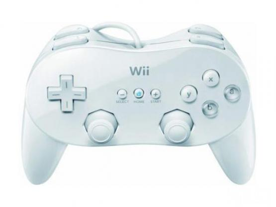 Wii Controller Gaming Pad