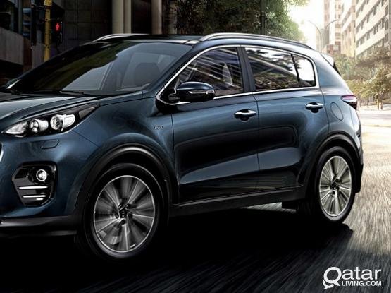 Kia Sportage 2019 Model For Rent