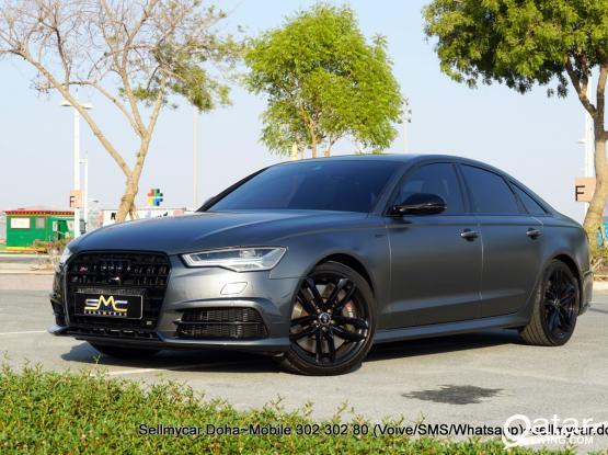 Audi S 6 2016