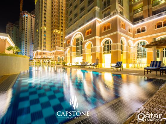 Cheapest on market! Sea view Furnished Apt