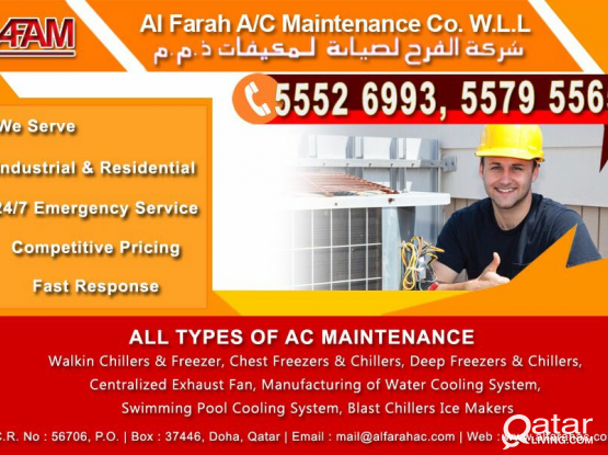 Air Condition Servicing