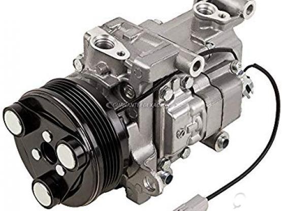 Mazda 3 AC compressor