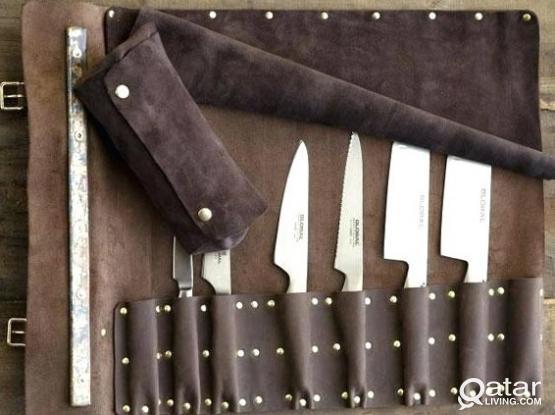 Chef knife bag roll