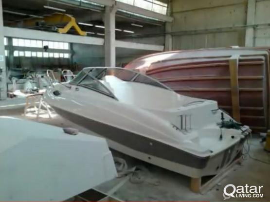 We Need Sponsor for Yacht Building and Maintenance Company
