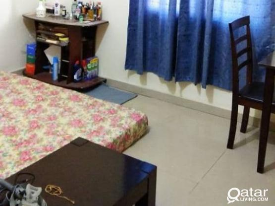 1 BHK FAMILY ROOM FOR RENT IN OLD AIRPORT  NEAR BY ANSAR GALLERY