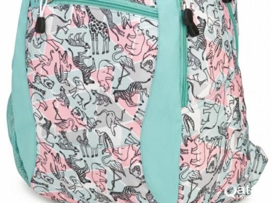 High Sierra Curved Wheeled Backpack pre-owned