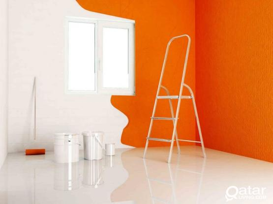 PAINTING &GYPSUM PARTITIONS