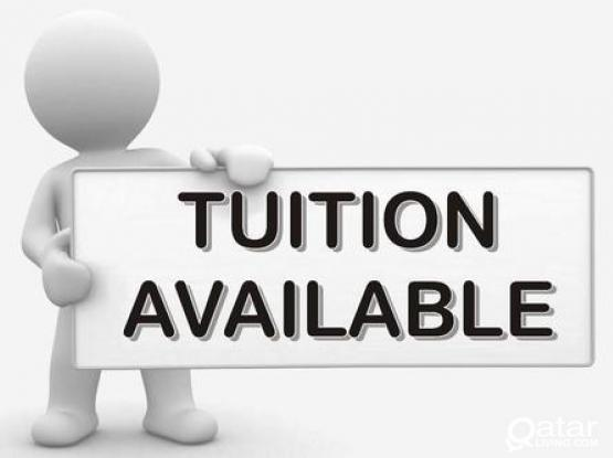 TUITION  / AFTER SCHOOL CARE/ DAYCARE  available @NUAIJA