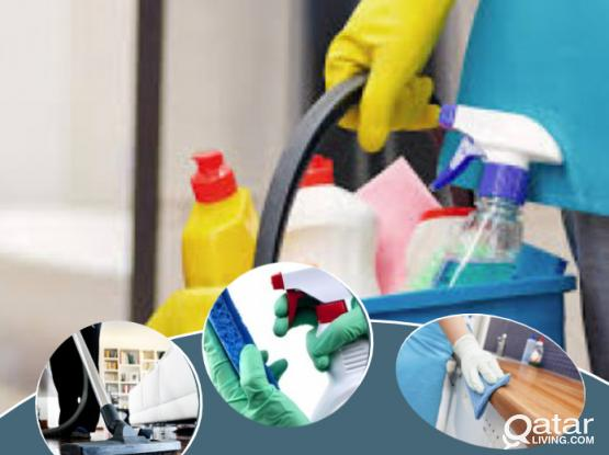 PROFESSIONAL CLEANING @ REASONABLE PRICE