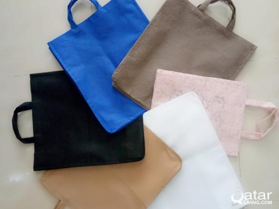 Eco friendly non woven carry bags