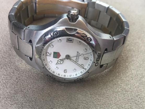 ag heuer first copy   chronograph automatic