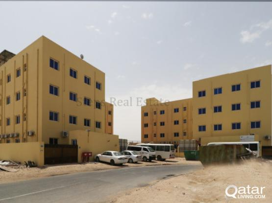 Big Labor Camp 64 Rooms For Rent at Al Khor