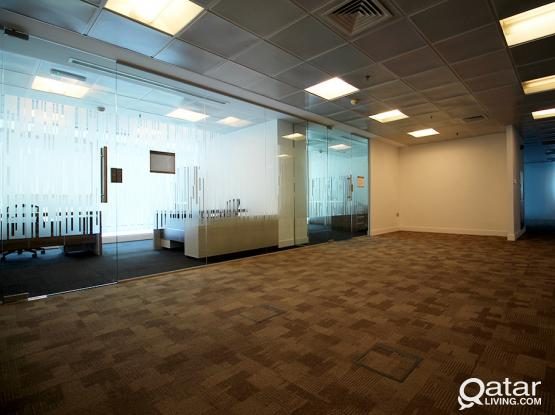 PRIVATE OFFICE SPACE FOR RENT IN WEST BAY