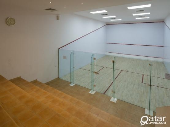 4 bed villa + Maid room No commission  (Al Waab)