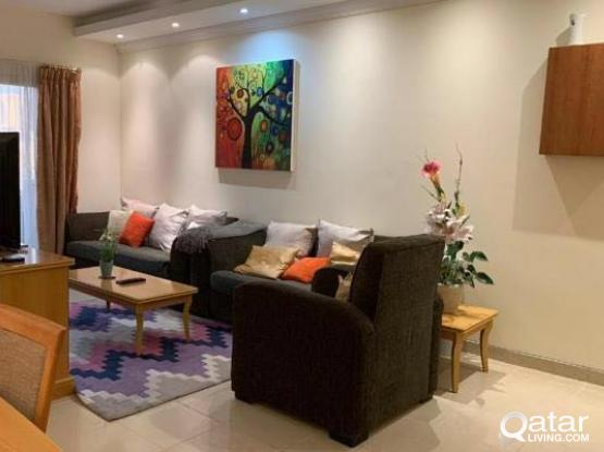 For Filipino only- Fully Furnished Room for RENT with own bathroom- Al Sadd Area