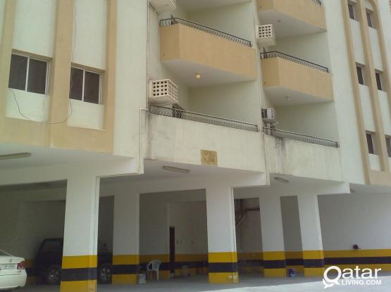 2 BHK # Un Furnished # Bin Mahmoud (Near Quality Hyper market/ Victoria Hotel/ BinMahmoud Street)