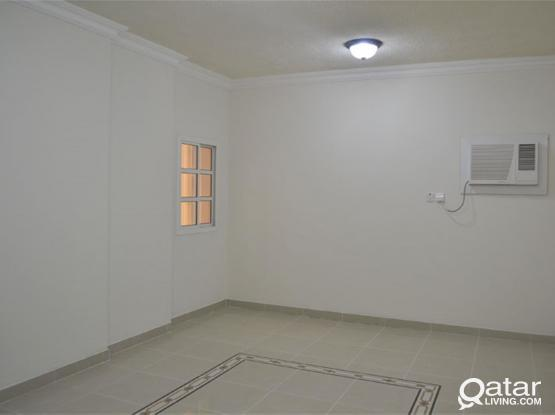 Unfurnished Two Bedrooms With AC in Al Muntazah