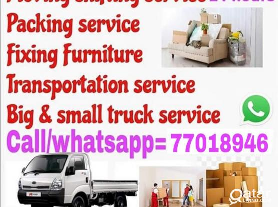 {We do low price} calls- 77018946  home, villa, office Moving / shifting.