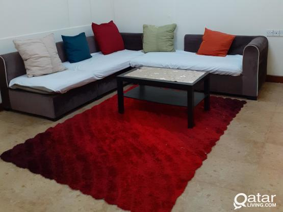 furnished  2-Bedroom Available in Muntazah