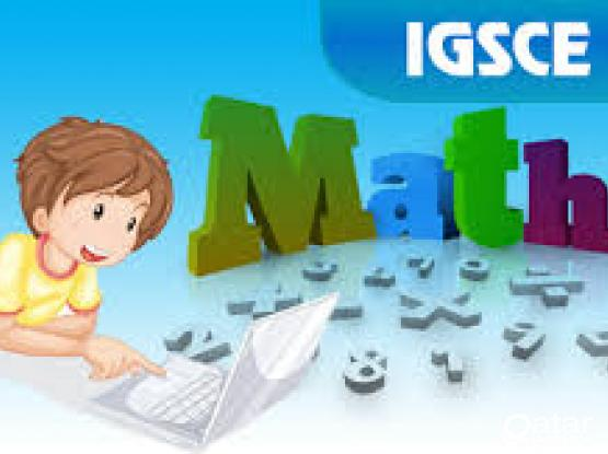 AS & A level math,IGCSE math-science online and home tutor:Grade 5 to 12:ph:66656342