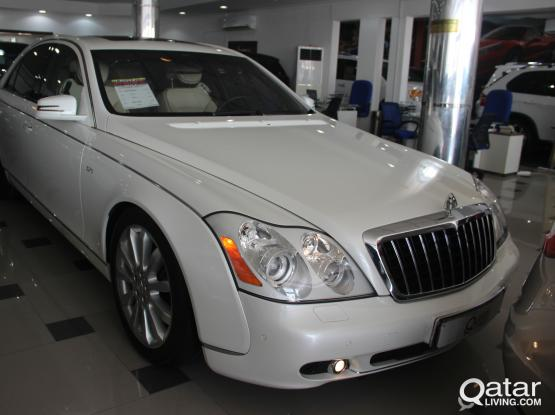 Mercedes Maybach 57 S 2011