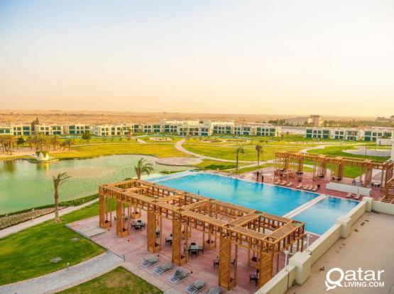 set menu with swimming pool access AT Retaj Salwa