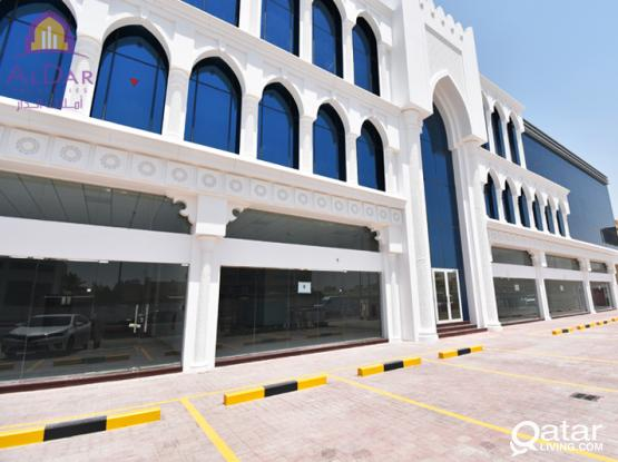 Brand New Retail Shops for rent in Nuaija