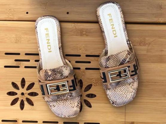 Fendi Slipper For Women