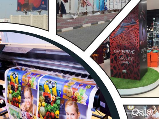 Al Aser Signage works & Digital Printing