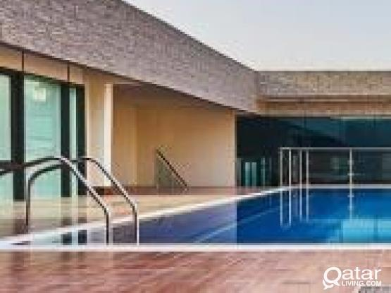 PROMOTIONAL PRICE! LIMITED UNITS! starting from 5,500 monthly, Luxury 1-BR apartment in Alsadd with exceptional design and unparalleled amenities. No commission!