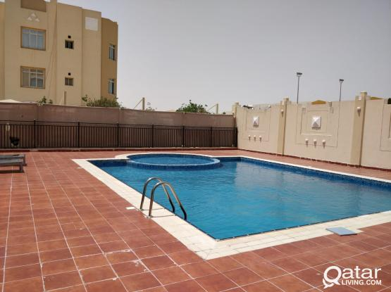 2BR FF Flat in a Compound