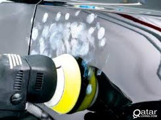 Professional Car Polishing