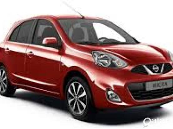 No D/P -  Rent & Own Brand new  Nissan Micra SV -2020