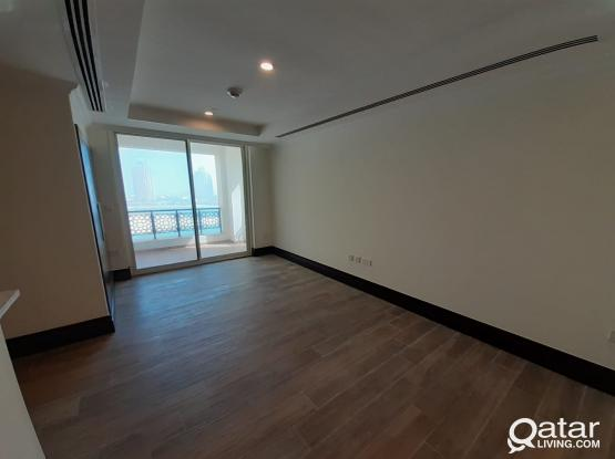 Luxurious Studio Apartment in Viva Bahriya Pearl with Balcony (1 MONTH FREE)