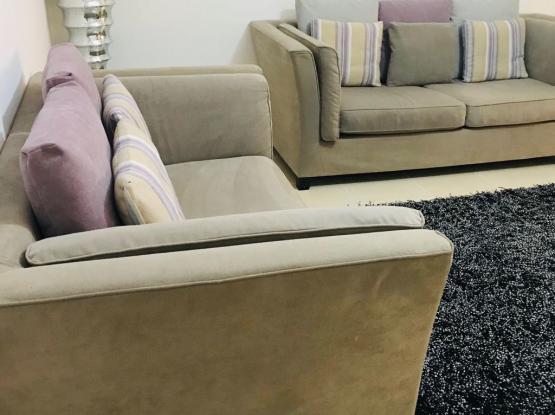Home center sofa 5 seater
