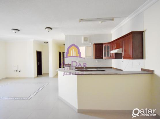 Spacious Unfurnished flats in Muntazah - No commission