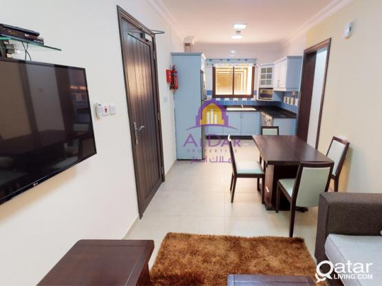 Two Bedrooms cozy furnished units in Thumama