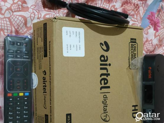 I want to sell my Air_Tel Full HD Set top Box With LMB