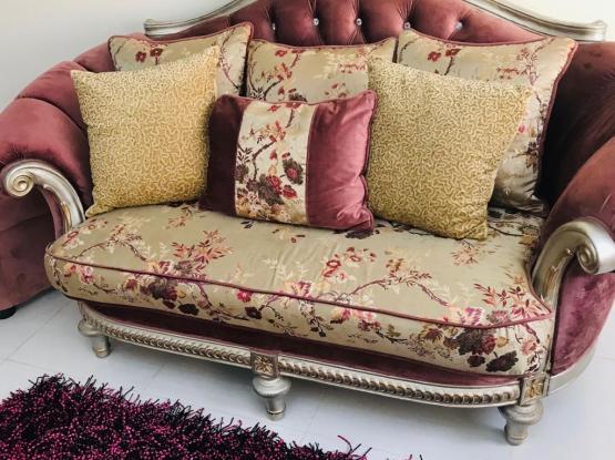Brand new royal sofa