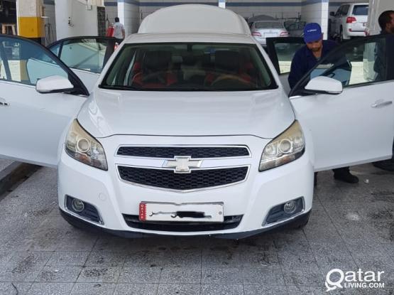 Chevrolet Malibu Standard 2013