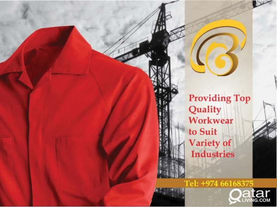 SUPPLYING  UNIFORMS FOR ALL EXECUTIVE AND  WORKING STAFF