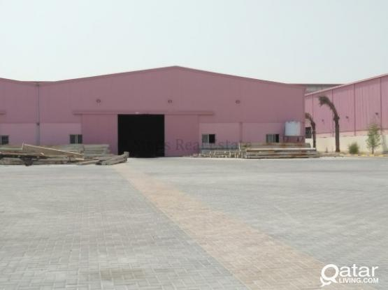 Brand New 1000 Sqm Store in New Industrial Area