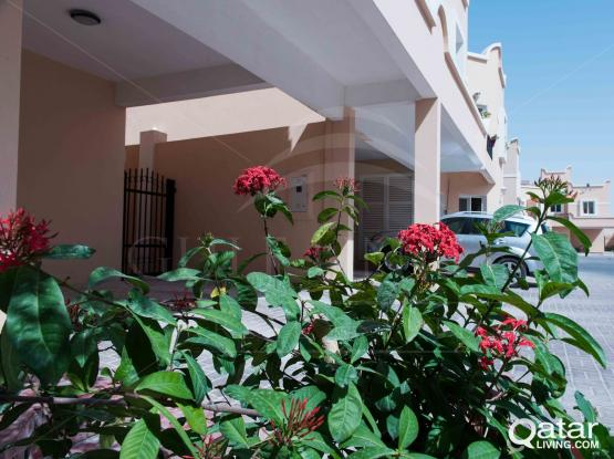 Promo Rent - Nice & Bright 3BR with balcony, Semi furnished, Including Utilities - For Limited Period Only - Hurry