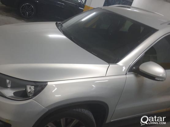 Volkswagen Tiguan 1.4 TSI 2015