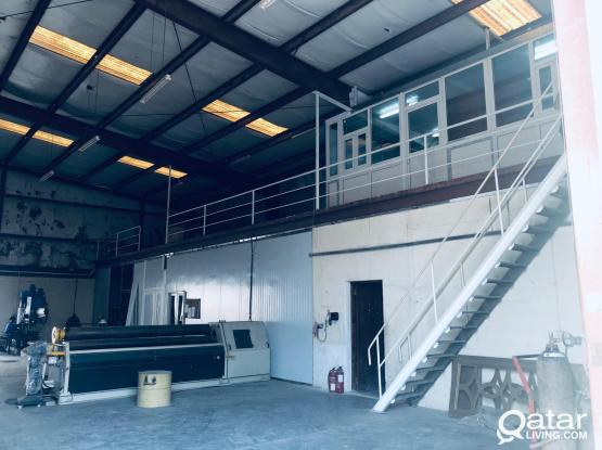WAREHOUSE 700 m. FOR RENT