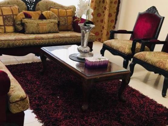 Royal sofa 7 seater