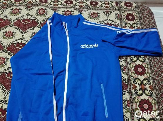 Adidas blue medium uper