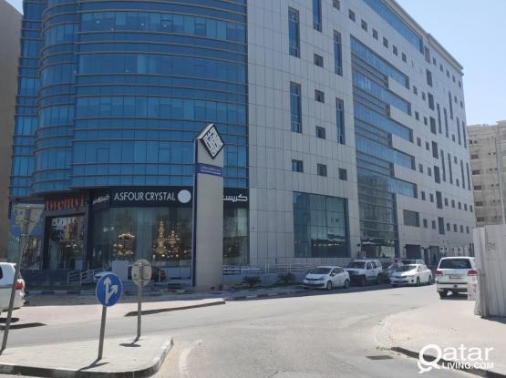 prime location ! spacious office space for rent in Najma